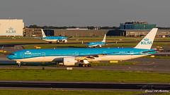 KLM B777