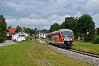 DB 642 210 Haslach (D) 22 juni 2019