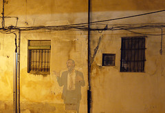 Muro cantando: Pedro El Granaino
