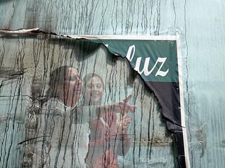 Muro cantando: Mercedes Cortes