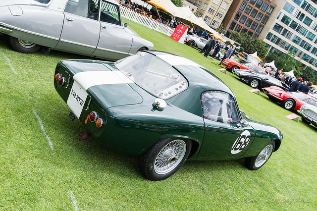 Lotus Elite S2 - 1961