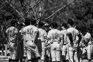 Crossroads boys baseball