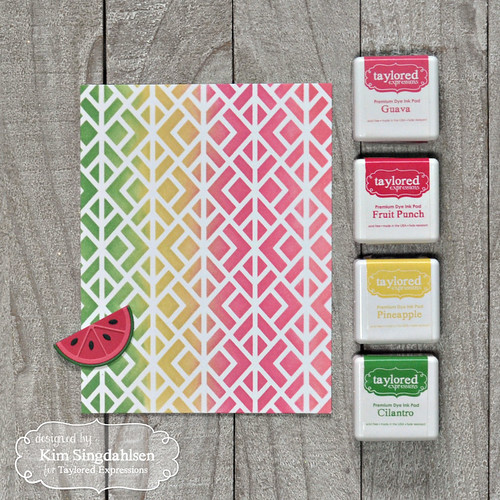 Taylored Expressions Blended Watermelon