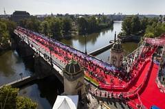 Centrum Prahy ožije už za měsíc světovým triatlonem