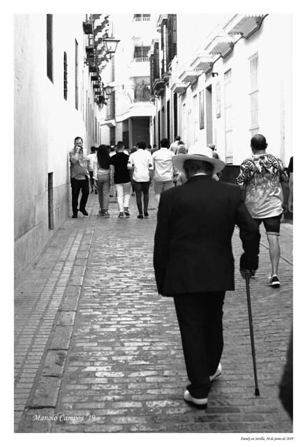 Un dandy en Sevilla