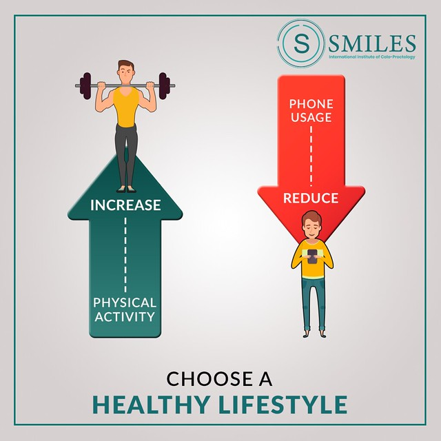 Choose a Healthy Life -Style