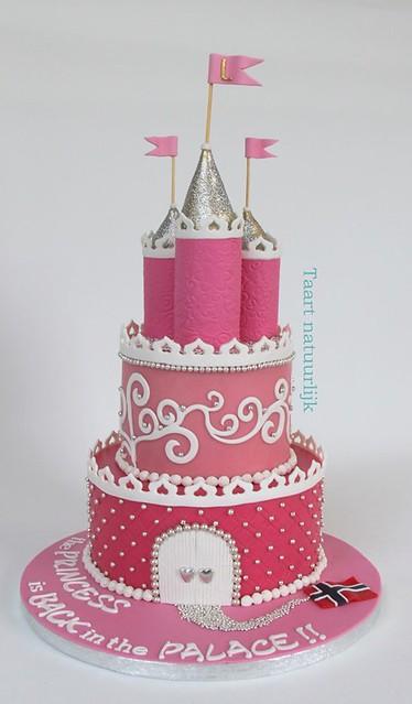 Palace Cake by Taart Natuurlijk