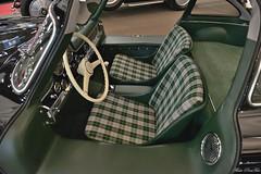 1955 Mercedes Benz 300 SL Gullwing coupé