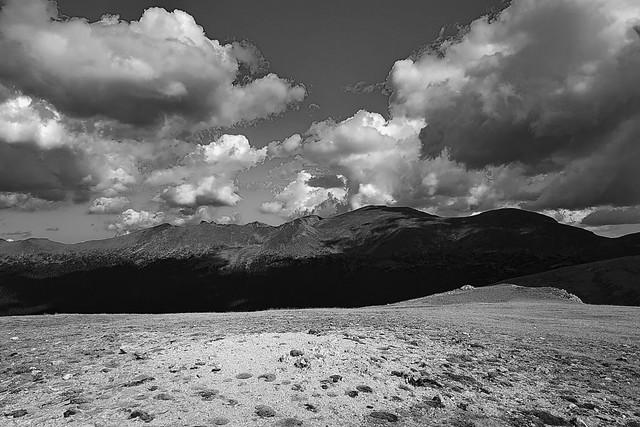 Alpine Visitor Center -Trail Ridge Rd - Grand Lake, Colorado - USA