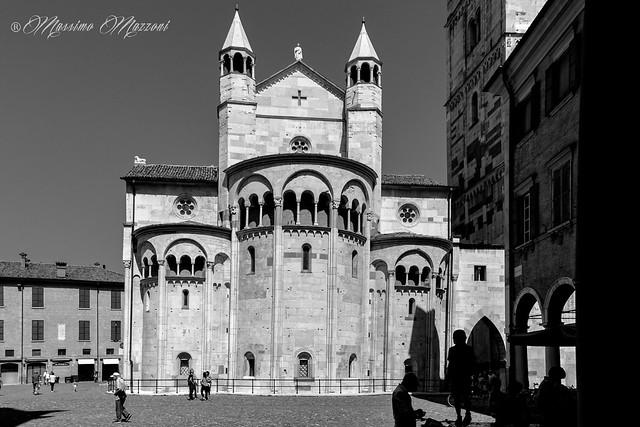 Abside del Duomo di Modena