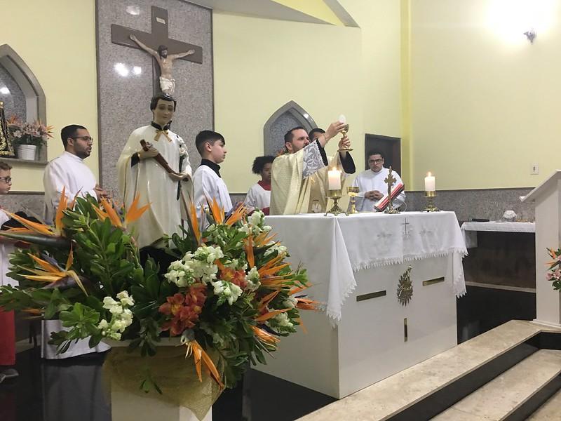 Festa e São Luiz Gonzaga