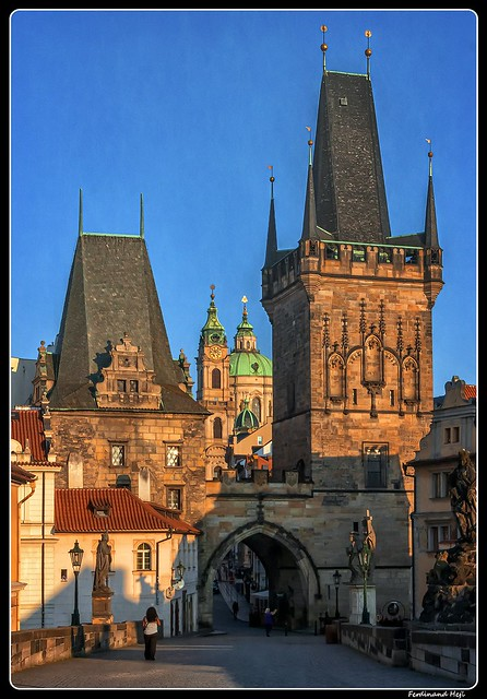 Prague_Charles bridge_Czechia
