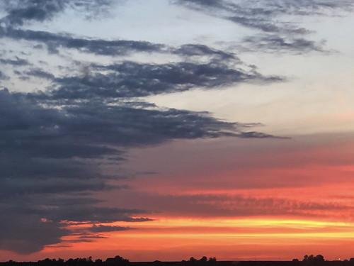 sunset uticail solstice