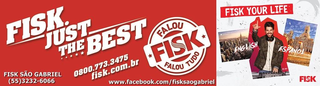 Faça inglês e espanhol no Fisk - matrículas abertas