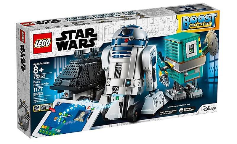 LEGO BOOST Star Wars Boxart