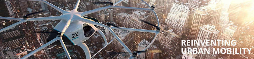 Volocopter job details and career information