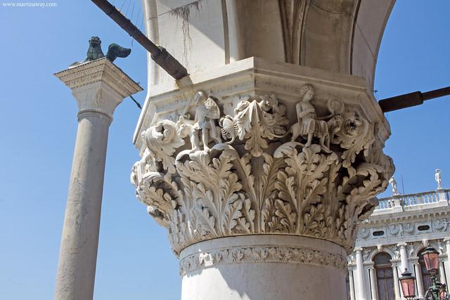 Capitello di Palazzo Ducale