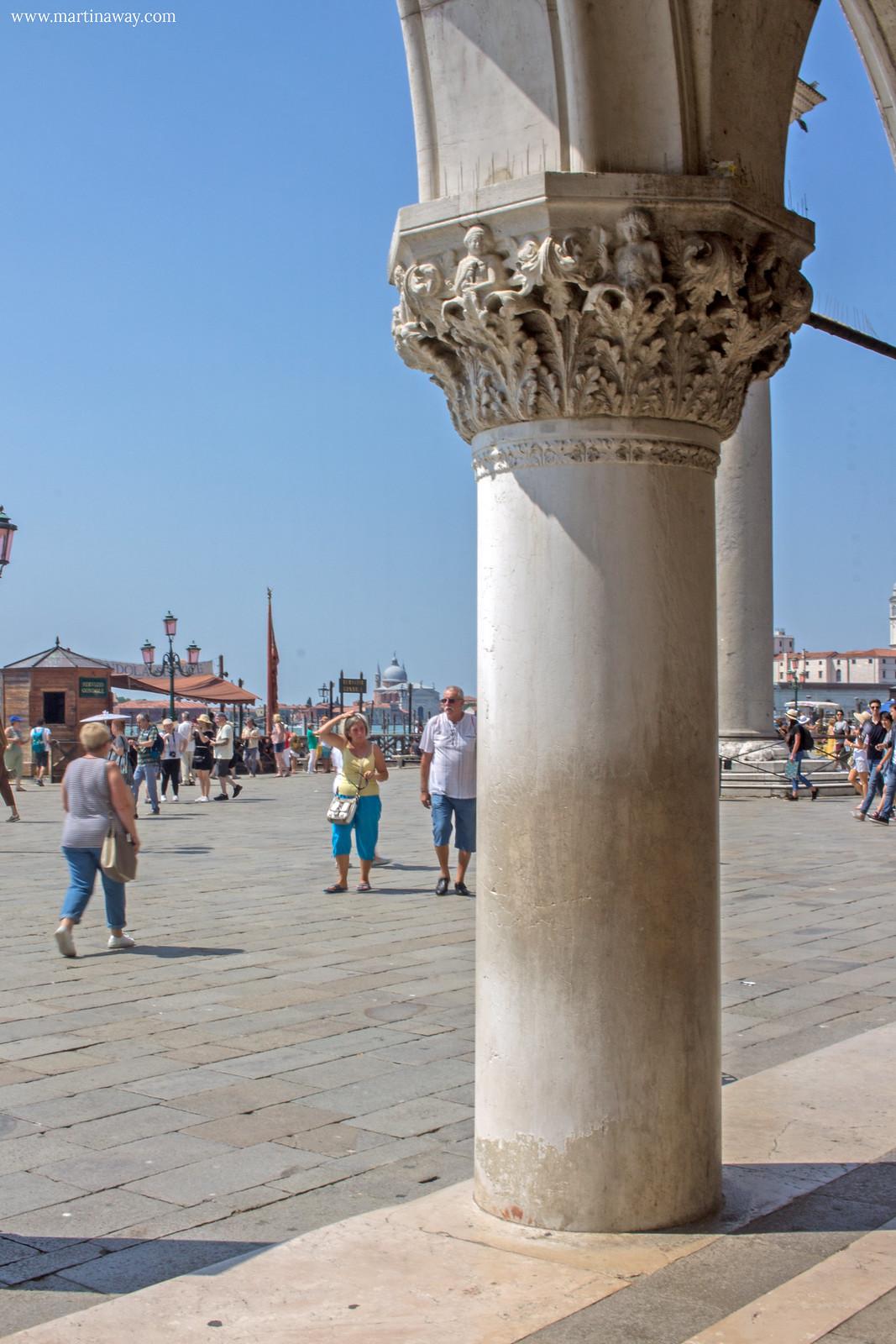 Colonna di Palazzo Ducale