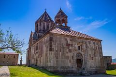 Gandzasar Monastery in Nagorno-Karabakh