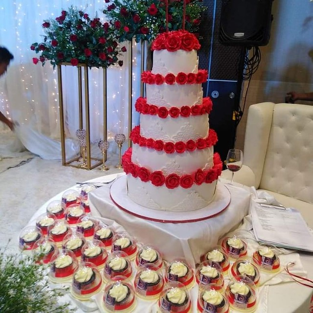 Cake by Celia Bruno