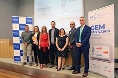 26/06/2019 - Presentación del Informe GEM-Global Entrepreneurship Monitor de la Comunidad Autónoma del País Vasco 2018-2019