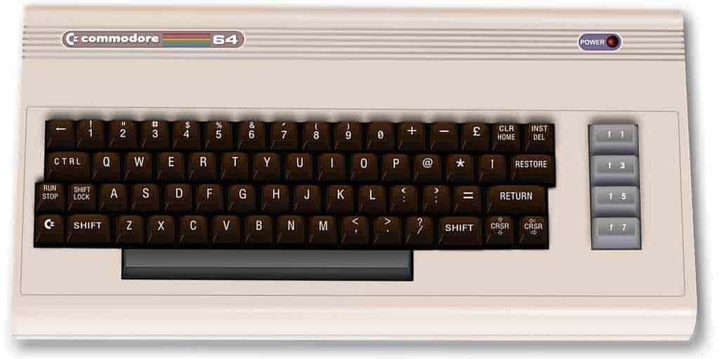 commodore-64-console-jeux-intégré