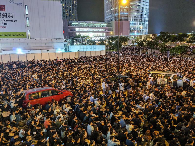20190626 Hong Kong anti-extradition bill protest