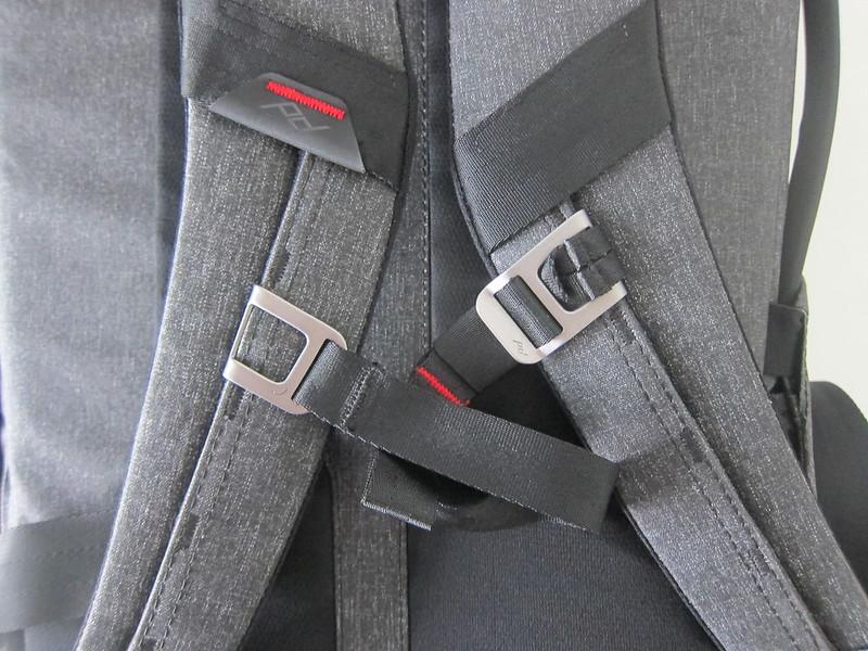 Peak Design Everyday Backpack 20L - Removable Chest Strap