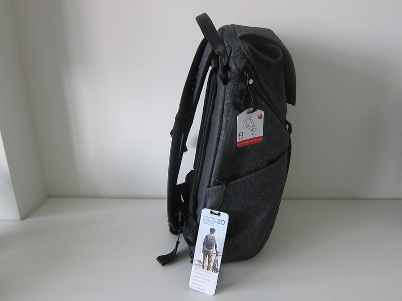 Peak Design Everyday Backpack 20L - Left