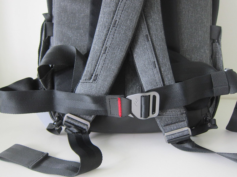 Peak Design Everyday Backpack 20L - Removable Waist Strap