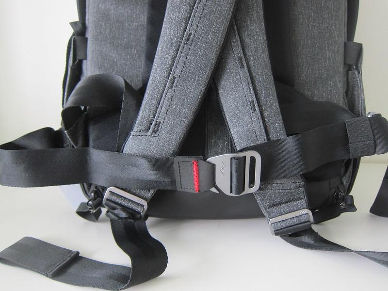 Peak Design Everyday Backpack 20L - Removable Waist Strap