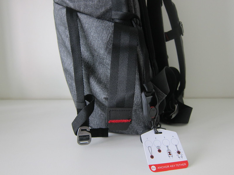 Peak Design Everyday Backpack 20L - Right Straps