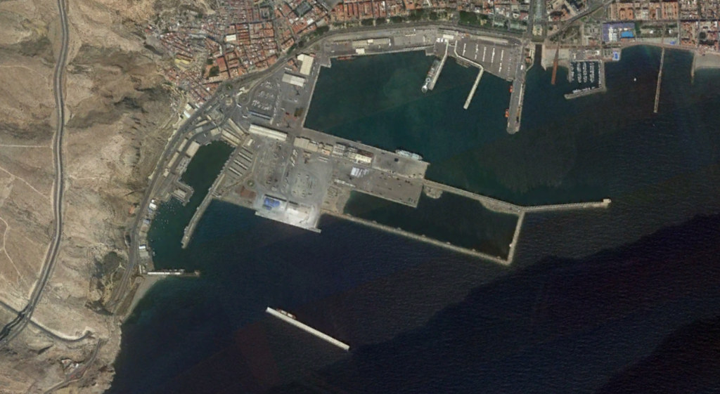 puerto de almería, almería, escribo inconscientemente almetría, después, urbanismo, planeamiento, urbano, desastre, urbanístico, construcción, rotondas, carretera