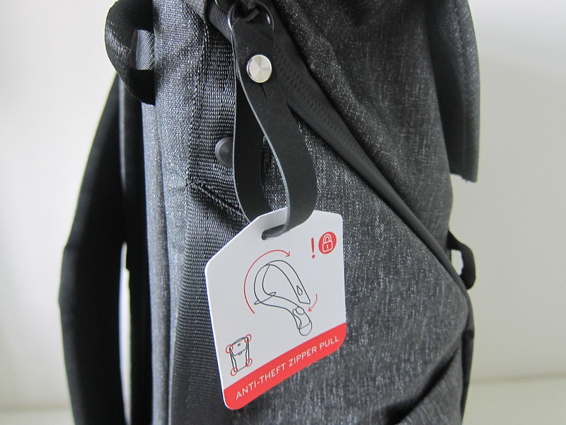 Peak Design Everyday Backpack 20L - Anti-Theft Zip