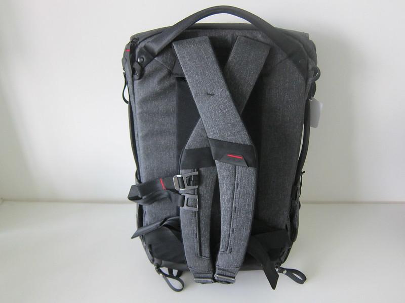 Peak Design Everyday Backpack 20L - Back