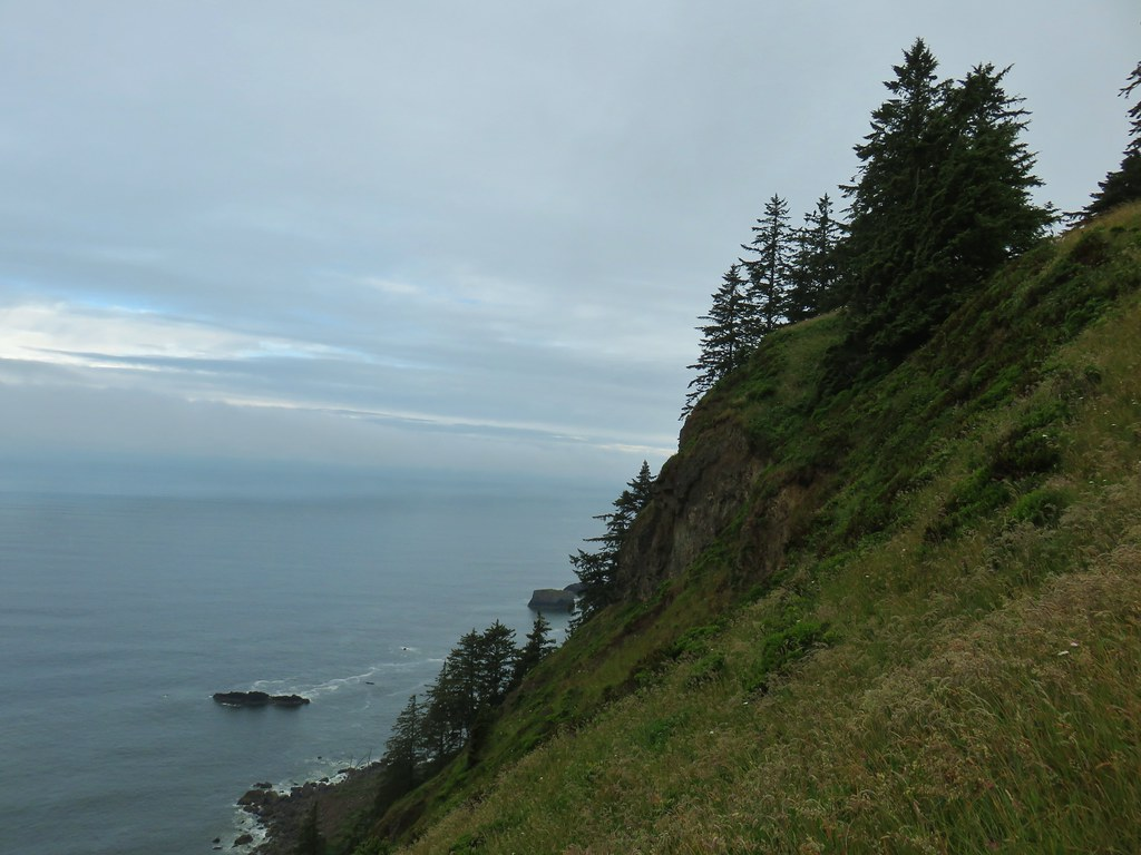 View from the Cascade Head Trail