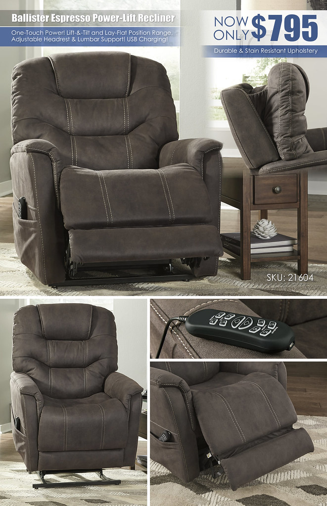 Ballister Espresso Power Lift Recliner_21604-12-T217-533-OPEN
