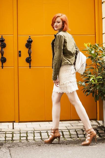 White lace dress 4