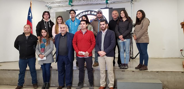 Alcalde de Coltauco entrega 159 nuevas becas de enseñanza superior a estudiantes de la comuna
