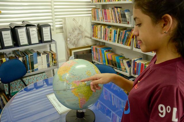 Estudantes estrangeiros