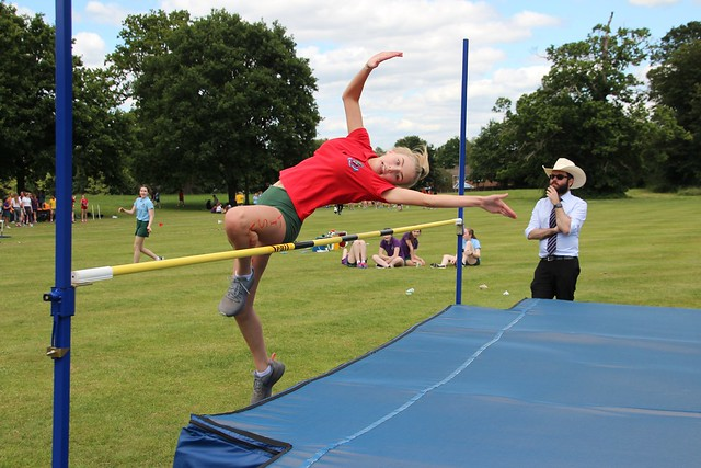 Inter-House Sports Afternoon