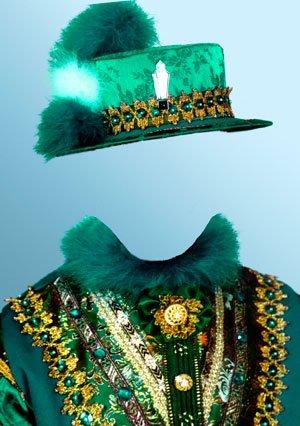 дворянин со шляпой