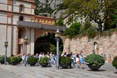 Monestir de Montserrat, Barcelona.