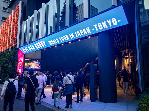 BLUE MAN GROUP WORLD TOUR IN JAPAN | by Dick Thomas Johnson