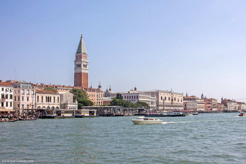 San Marco Visto da Dorsoduro