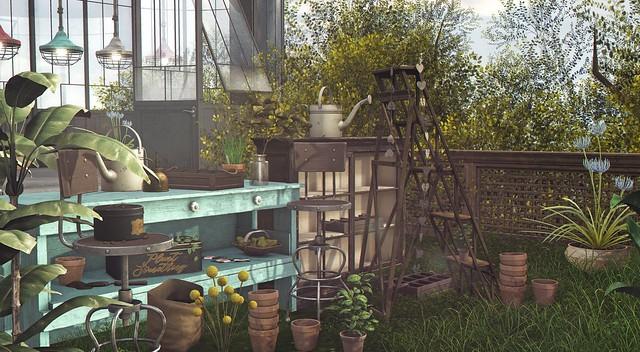 Gardening refuge