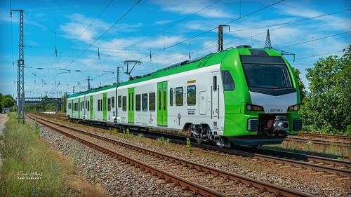 Flirt III 3427 004 A in Saarmund