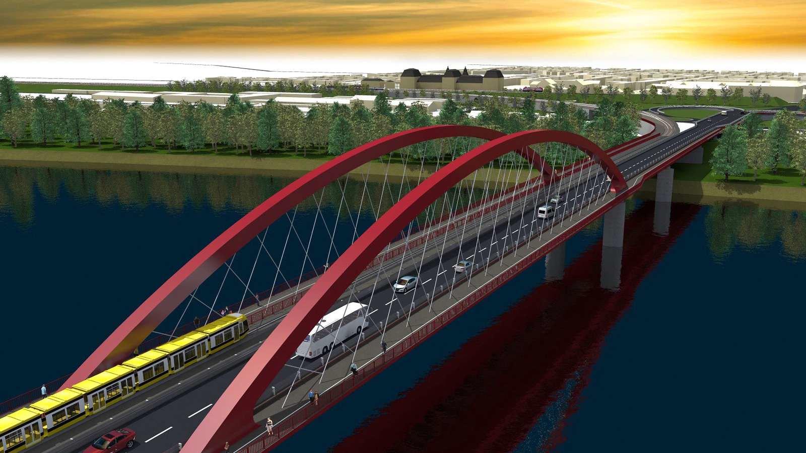 Fidesz: ha megszavaznak, megépítjük a harmadik hidat