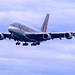A7-APE Qatar Airways Airbus A380-861