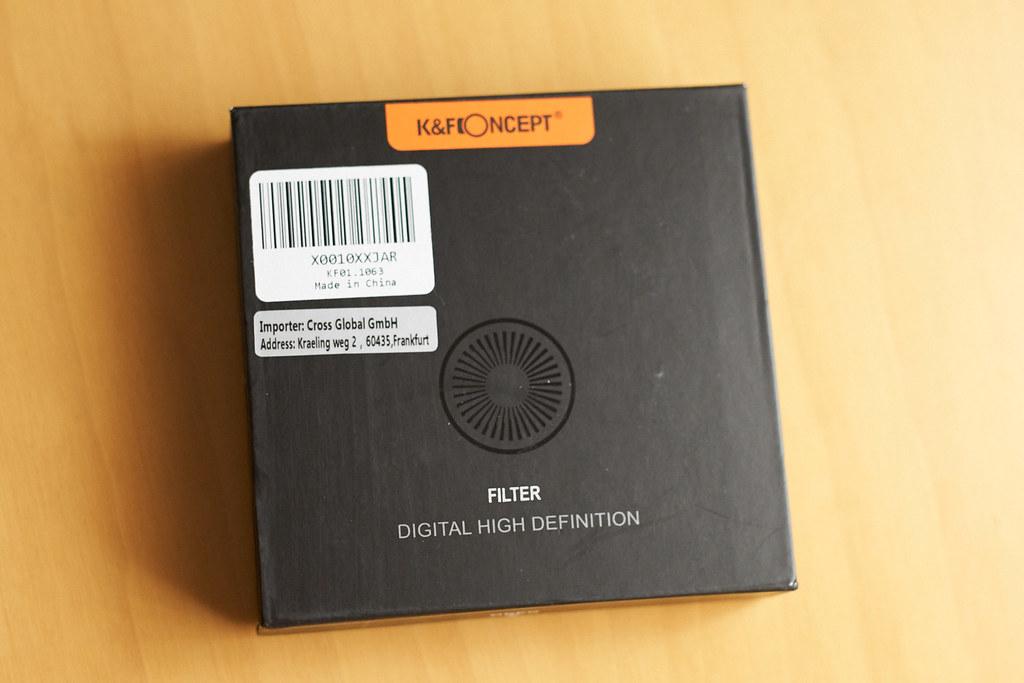 [VENDO] Filtro ND variable K&F concept 77mm (No X) en Accesorios48133121781_67fb916d97_b